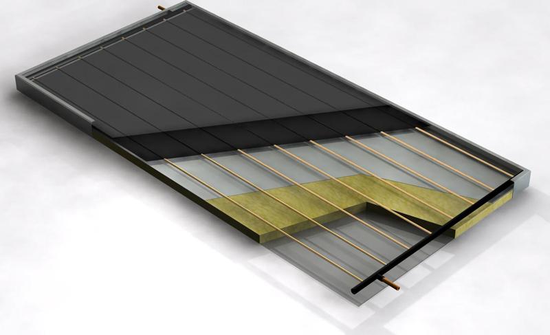 solarni kolektor tip 2