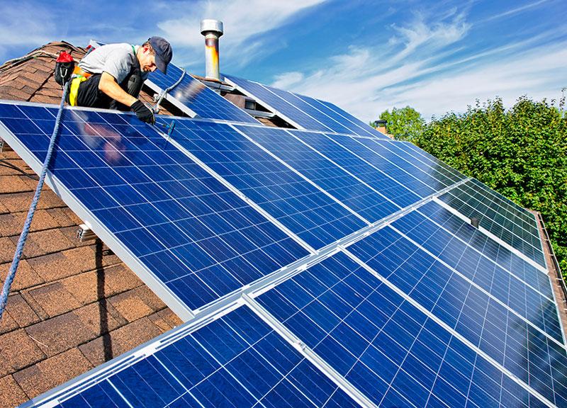 solarni paneli za proizvodnju struje